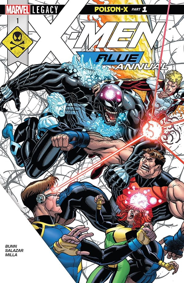 X-Men: Bland Design – Time Travel Shenanigans End as Neatly as Usual in X-Men Blue #20