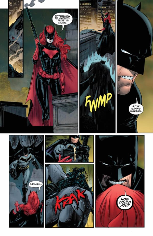 Batman: Detective Comics #974 art by Philippe Briones and Allen Passalaqua