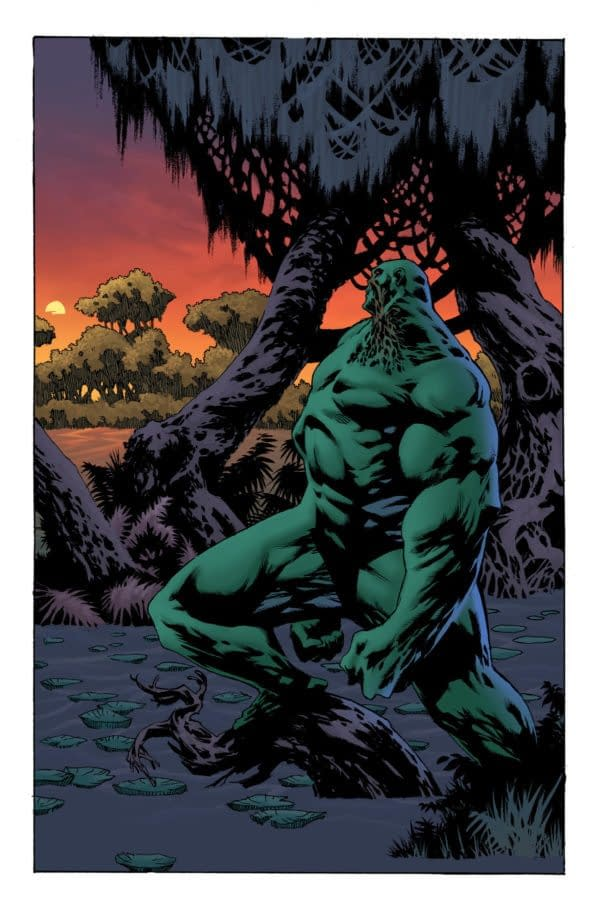 Swamp Thing Winter Special #1 Review: A Beautiful Send-Off to Wein and Wrightson
