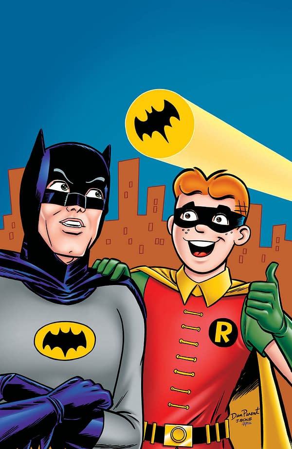 Archie Meets Batman '66 in Crossover Comic