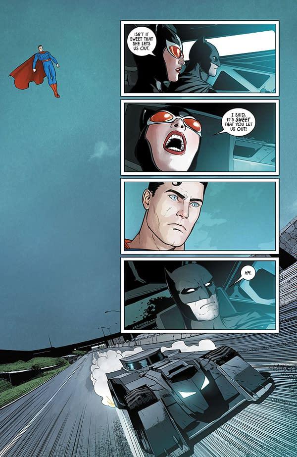 Batman #42 art by Mikel Janin and June Chung