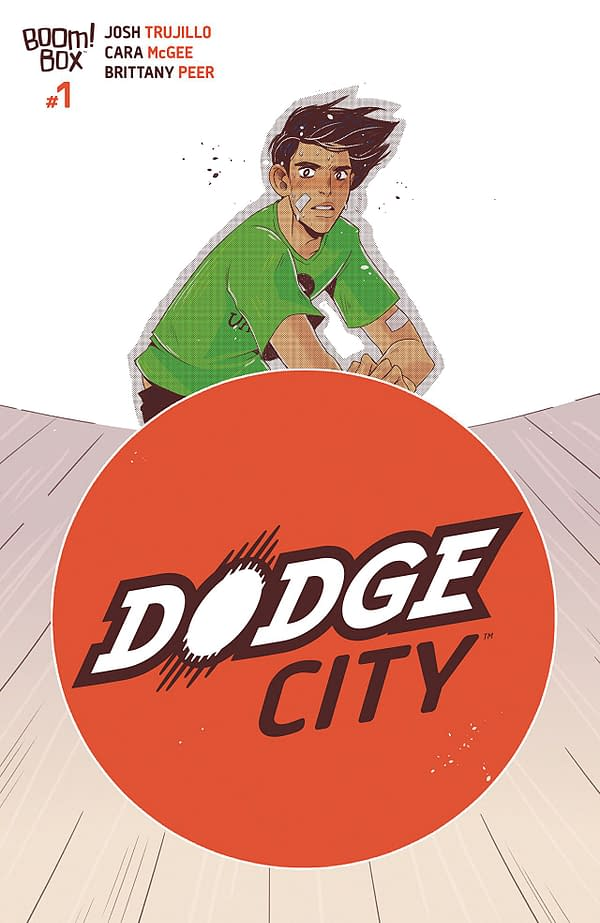 Dodge City #1 cover by Cara McGee