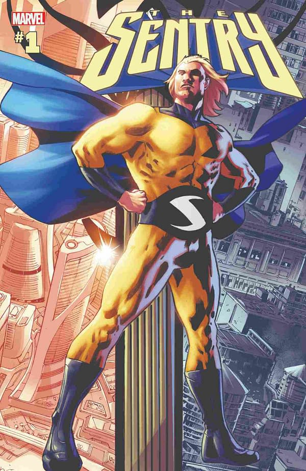 New Sentry Comic by Jeff Lemire and Kim Jacinto From Marvel's Fresh Start