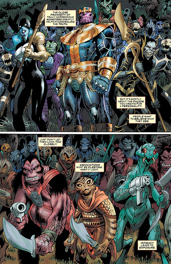 ComiXology Has Thanos: Infinity Siblings OGN for Fraction Of Cover Price on Day Of Print Release