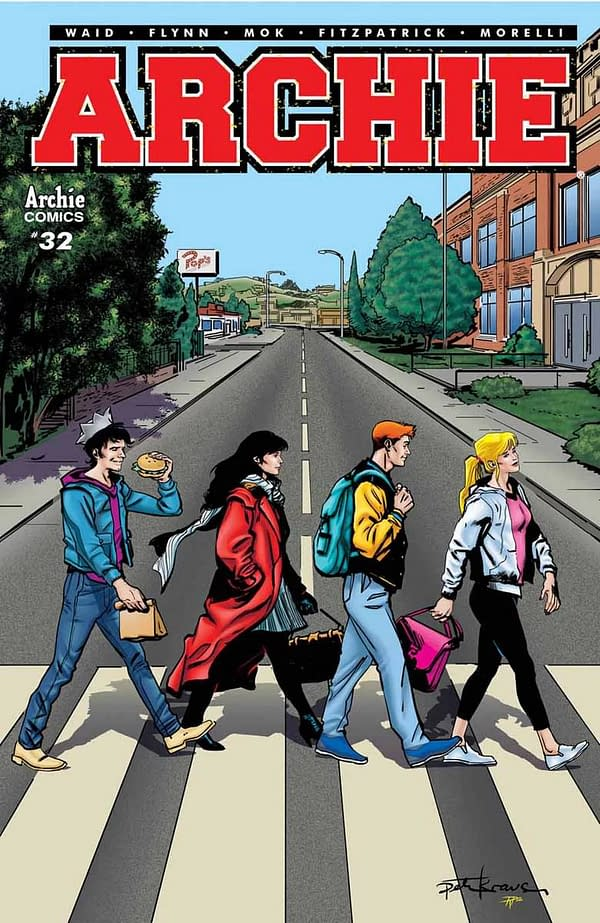 Batman '66 Grooves into Archie Comics July 2018 Solicits