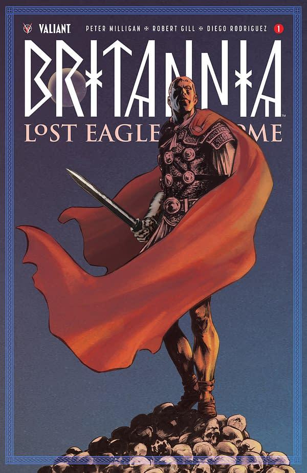 britannia: lost eagles of time cover