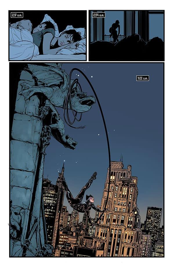 Batman #44 art by Joelle Jones and Jordie Bellaire