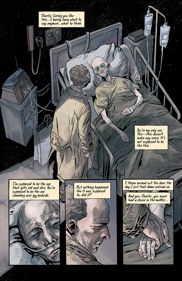 Doctor Star and the Kingdom of Lost Tomorrows #2 art by Max Fiamura and Dave Stewart