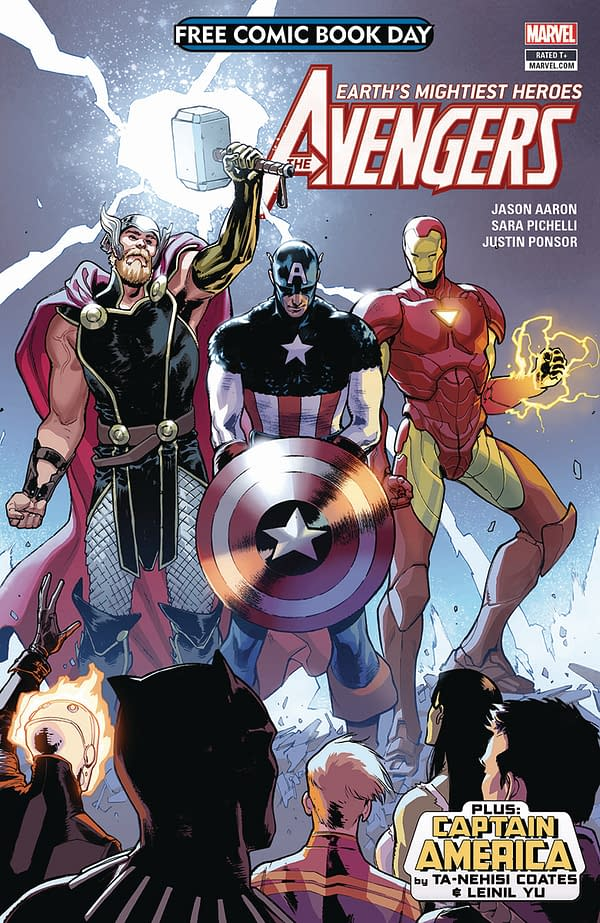 Free Comic Book Day's Avengers Is a Direct Sequel to Marvel Legacy #1 (SPOILERS)