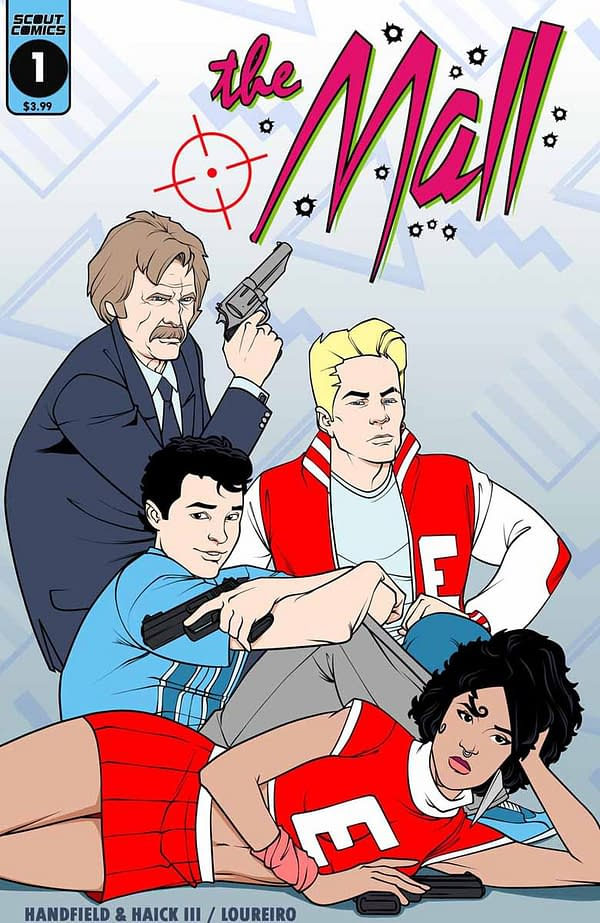 Let's Go to the Mall Today with Scout Comics' July 2018 Solicits