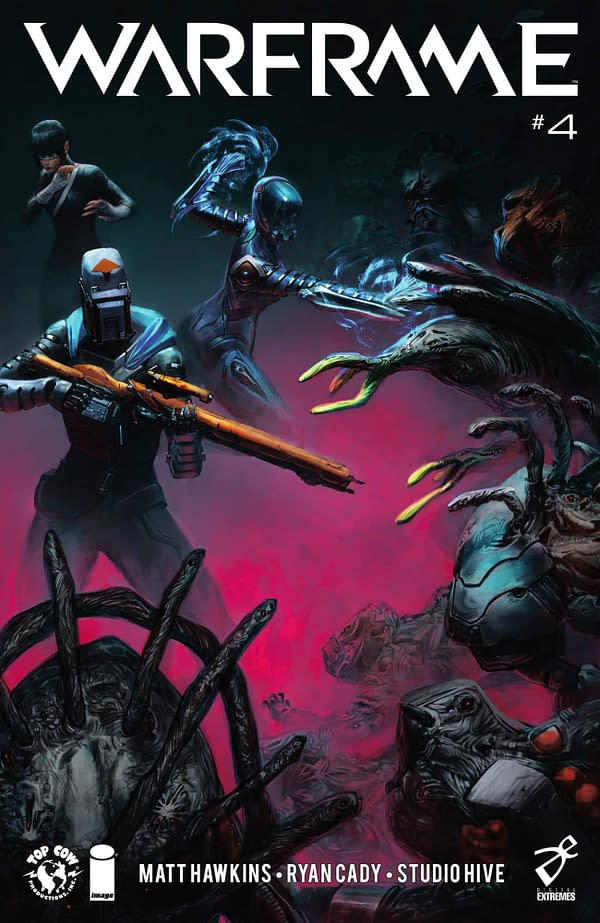 Exclusive Advance Preview: Warframe #4