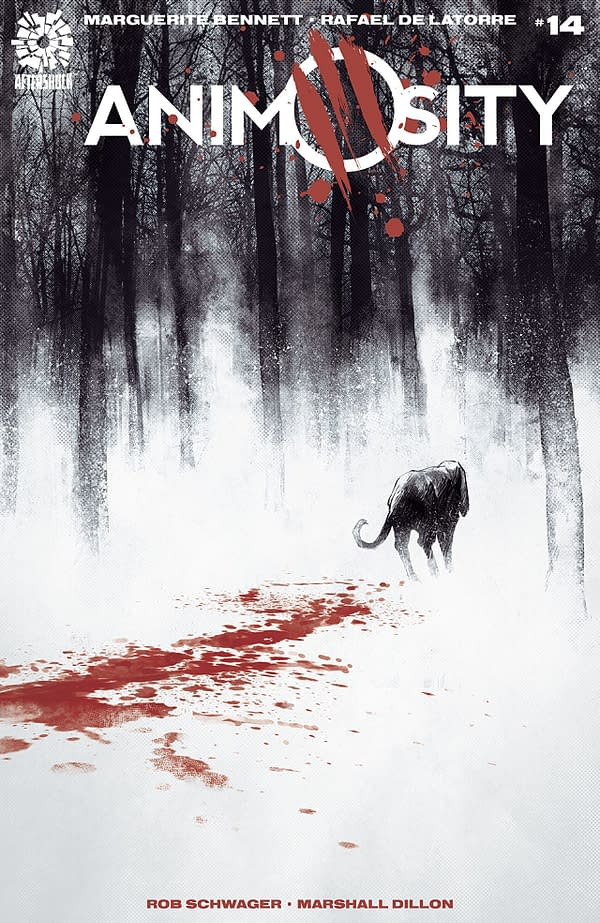 Animosity #14 cover by Rafael de la Torre