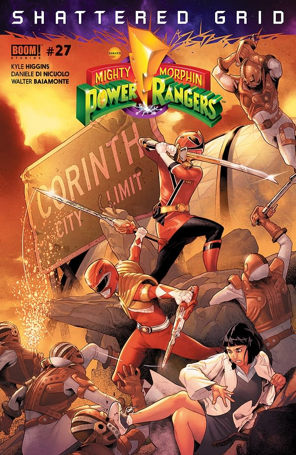 Speculator Corner: Power Rangers Keeps Shattering Grids in the Aftermarket