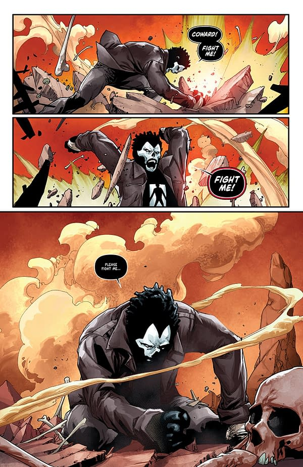 Shadowman #3 art by Stephen Segovia and Ulisses Arreola