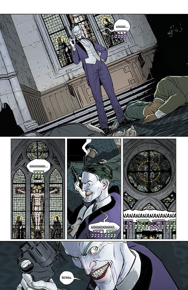 Batman #48 art by Mikel Janin and June Chung