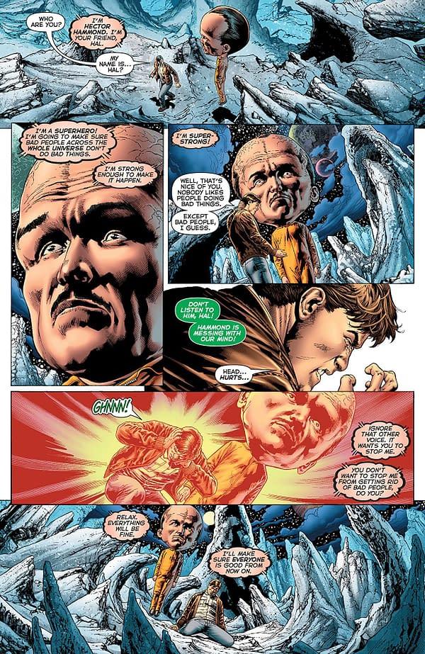 Hal Jordan and the Green Lantern Corps #47 art by Fernando Pasarin, Oclair Albert, Eber Ferreira, and Jason Wright