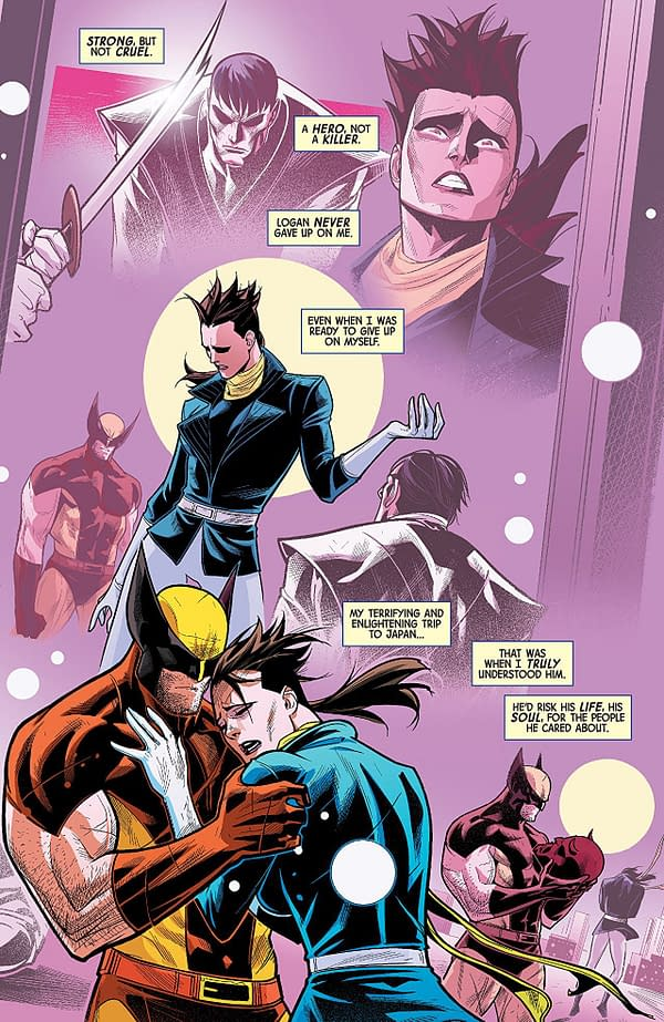 Hunt for Wolverine: Mystery in Madripoor #2 art by Thony Silas and Felipe Sobreiro