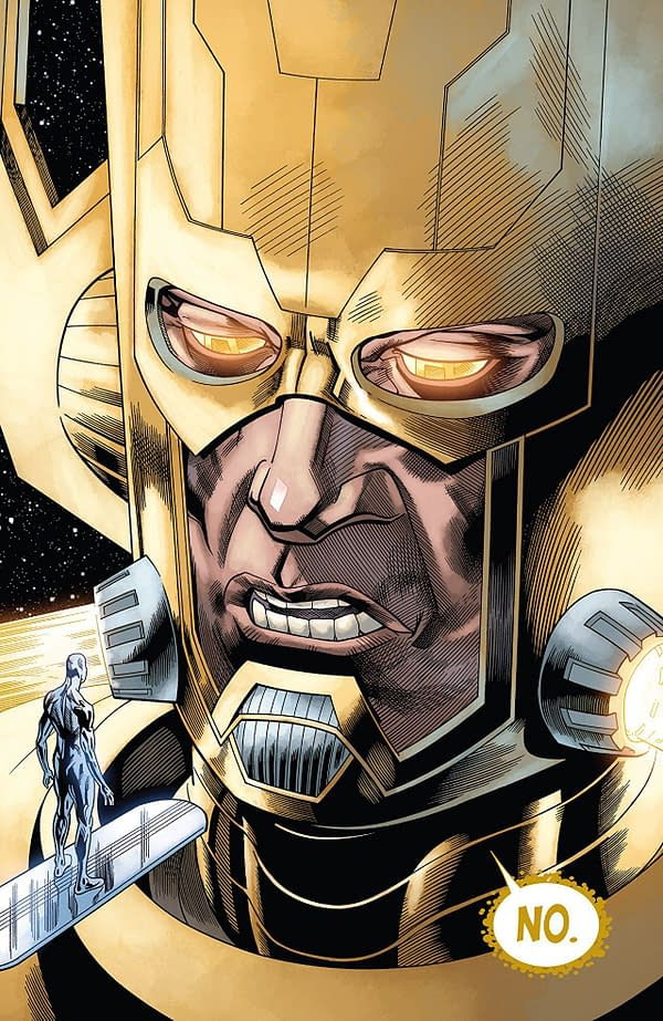 Infinity Countdown #4 art by Mike Hawthorne, Terry Pallot, Jose Marzon Jr., and Jordie Bellaire