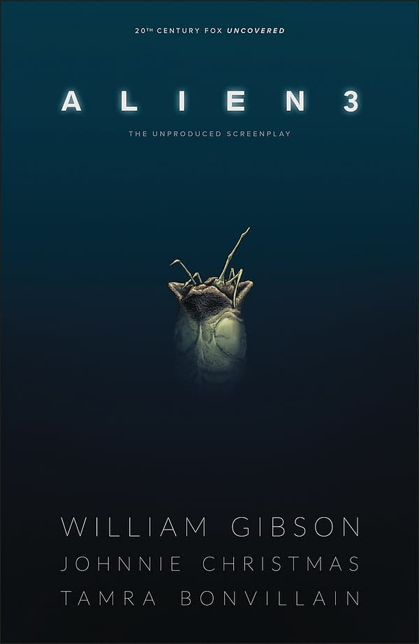 Johnnie Christmas to Adapt William Gibson's Unpublished Aliens 3 Script as a Comic Book