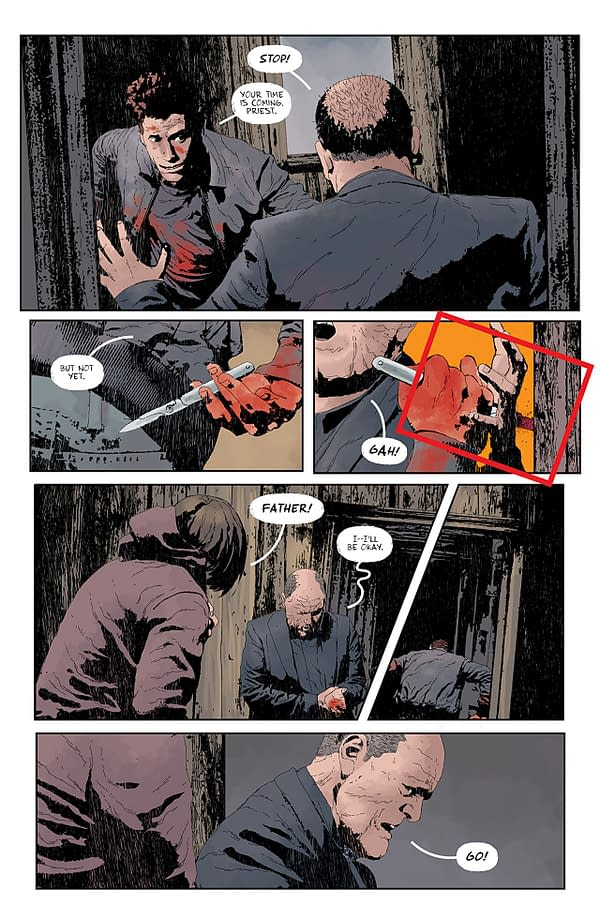 Gideon Falls #5 art by Andrea Sorrentino and Dave Stewart