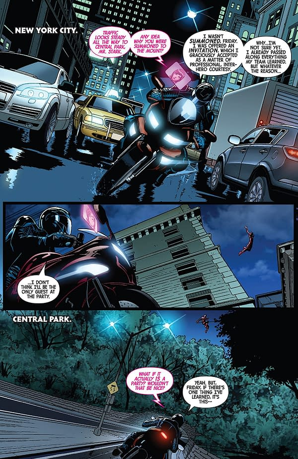 Hunt for Wolverine: Dead Ends #1 art by Ramon Rosanas and Guru-eFX