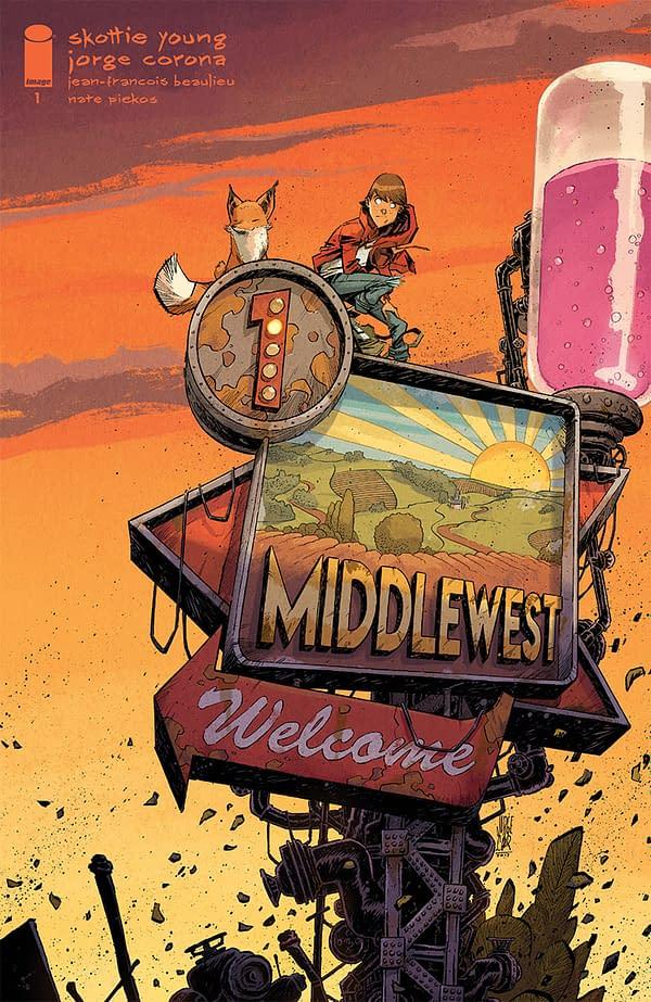 Despite Reports of Dangerous Hidden Magic, Image Previews Middlewest #1