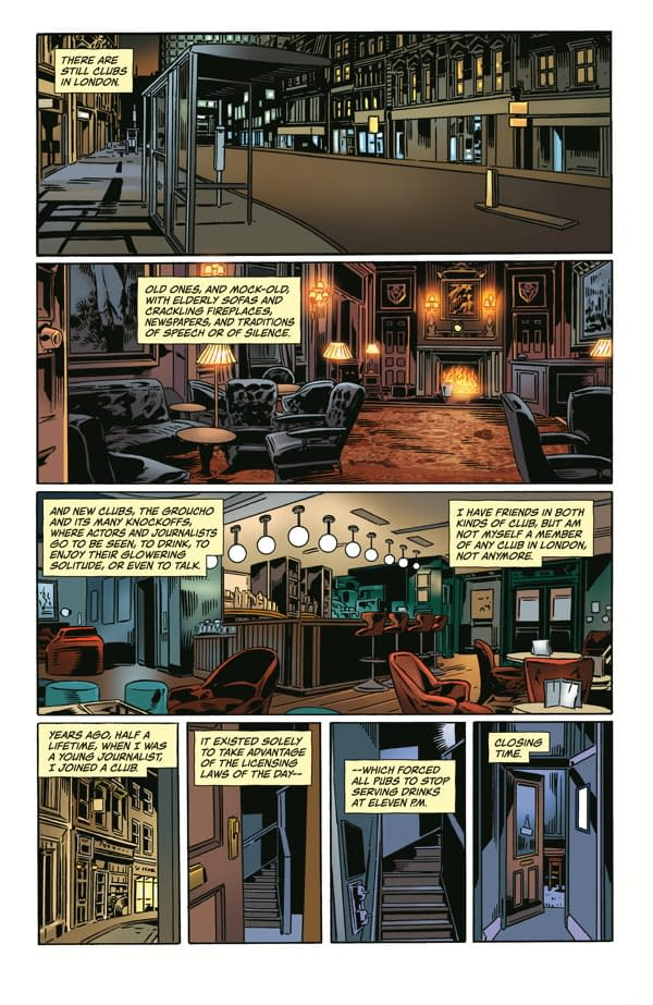 Before Miracleman: Neil Gaiman and Mark Buckingham's Likely Stories, Out This Week
