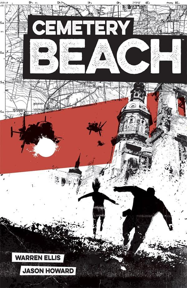 Warren Ellis and Jason Howard Hit the Cemetery Beach #1 This Week