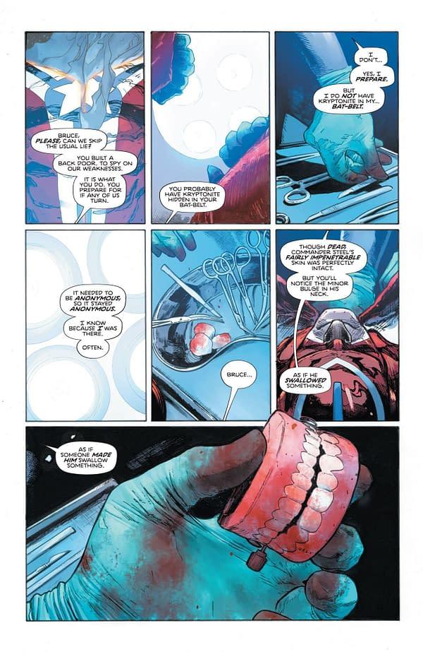 Do We See See Poison Ivy Die in Heroes In Crisis #2? (Spoilers)