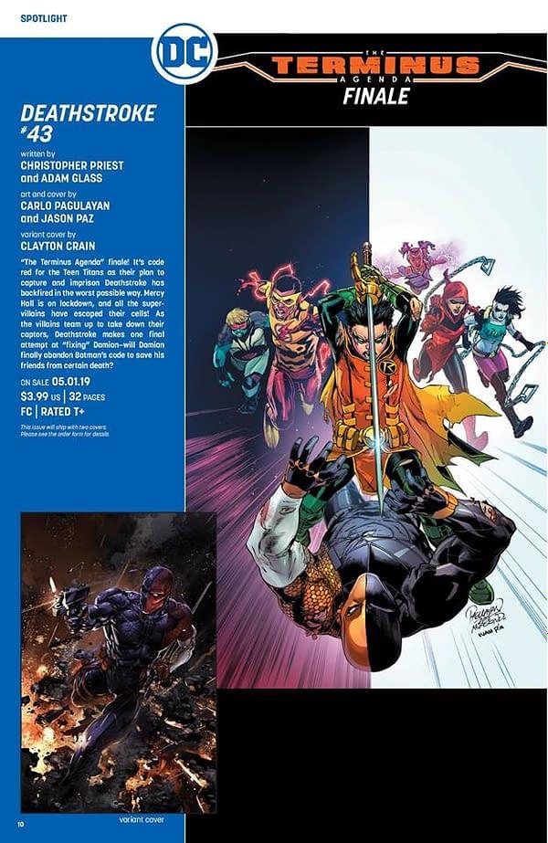 Damian Wayne May Break Batman's Code in the Terminus Agenda Finale