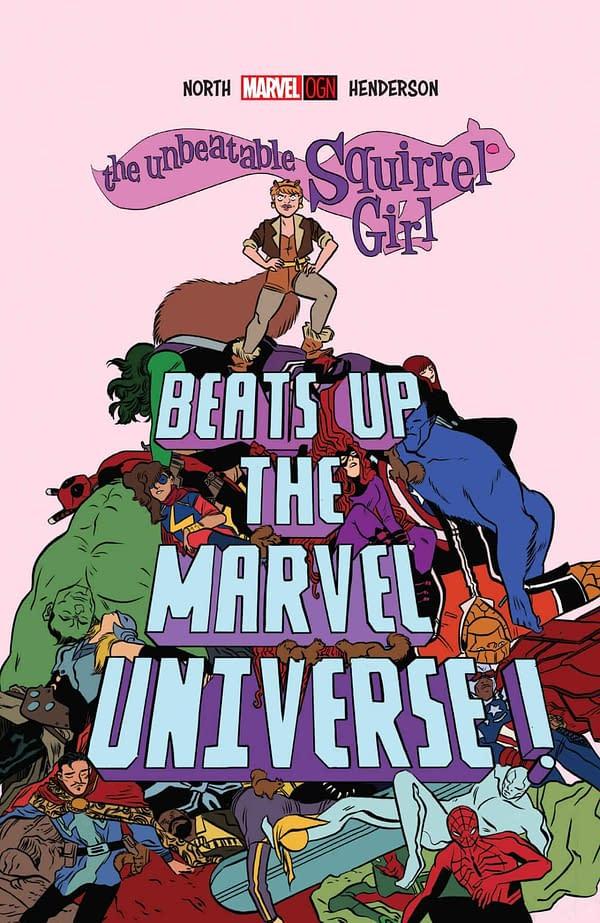 Marvel Comics, Squirrel Girl and Scholastic Book Fair Gossip