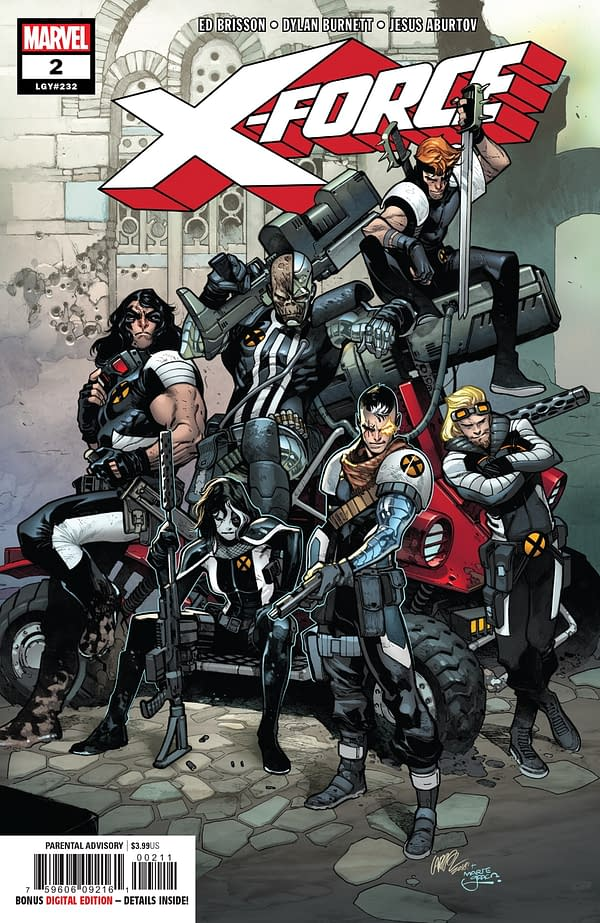 A Transitional Phase for the X-Men Line [X-ual Healing 1-30-19]