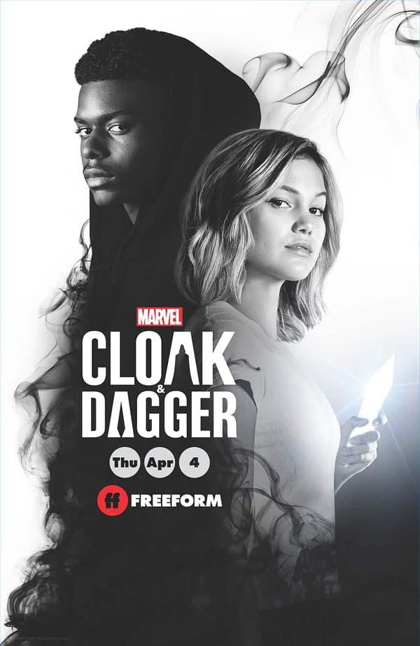 Marvel Television Brings 'Legion', 'Cloak & Dagger', 'S.H.I.E.L.D.' to WonderCon 2019!