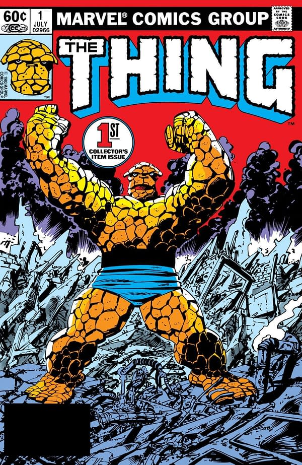 Classic Captain Marvel, X-Men, Thing, and What If? Come to Marvel Unlimited in March