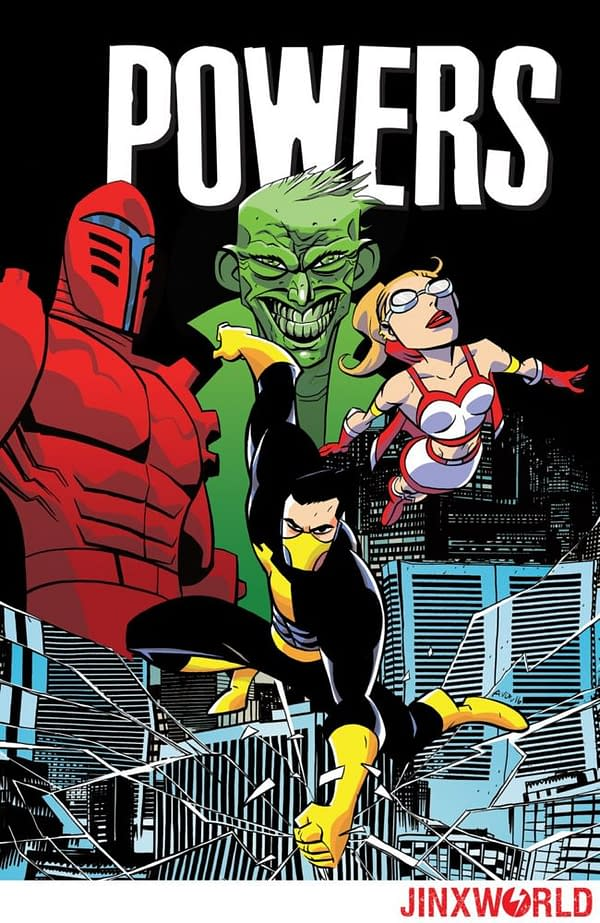 Bendis and Oeming's New Powers Graphic Novel Concludes Christian Walker's Story – and What Would Have Been Season 3