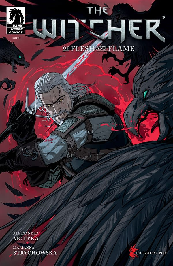 Largely Forgettable 'The Witcher: Of Flesh and Flame' Finally Over (REVIEW)