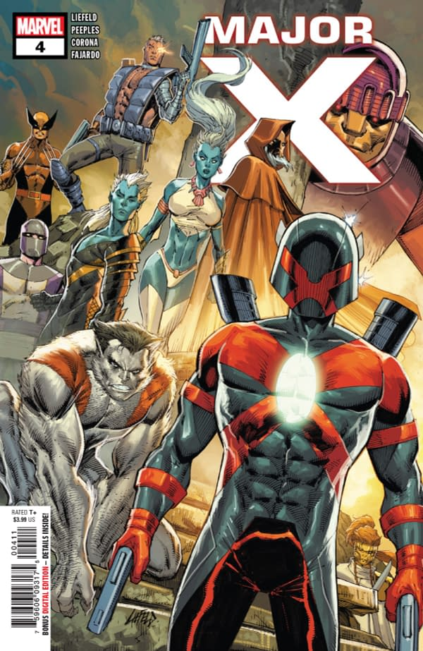 The Age of X-Man is Starting to Unravel (X-ual Healing 5-29-19)