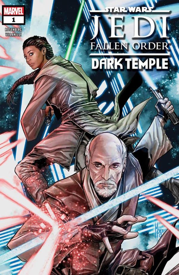 Matthew Rosenberg Writes a Star Wars: Jedi Fallen Order Prequel Comic
