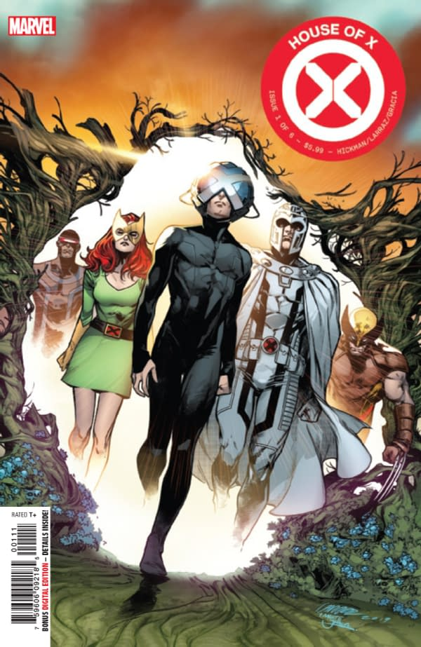 Jonathan Hickman Says Only Dream Projects After X-Men Are At DC Comics