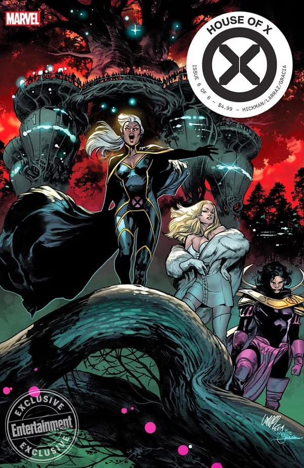 """Jonathan Hickman Plans """"Put Everything Back on the Shelf"""" After Multi-Year X-Men Revamp"""