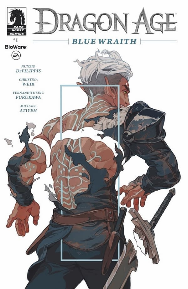 Dark Horse Continues Bioware's Dragon Age in New Comic Blue Wraith