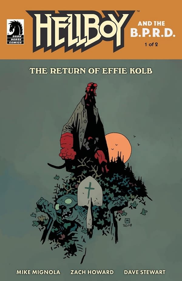 Mike Mignola, Zach Howard, Dave Steward Hellboy Crooked Man Sequel