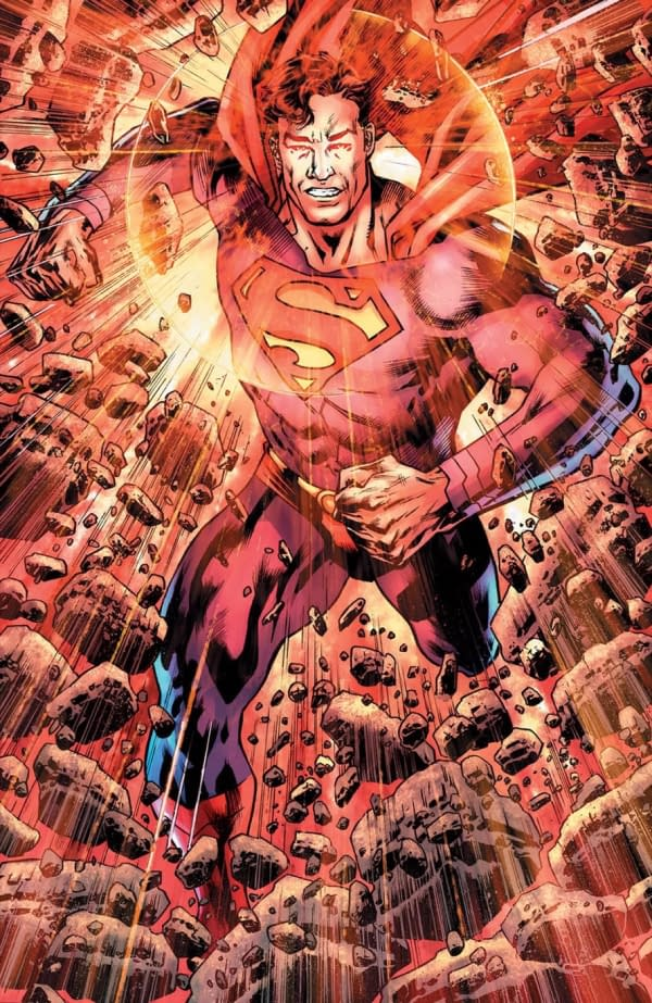 Mongul to Poop on Earth in February's Superman #20?