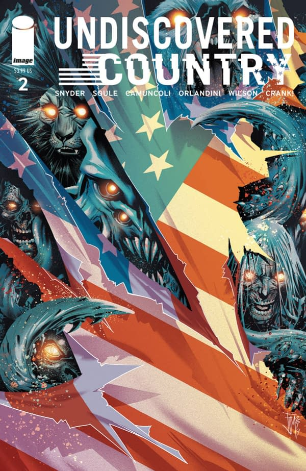 FOC CoverWatch – Undiscovered Country, Something Is Killing The Children, Thor and More