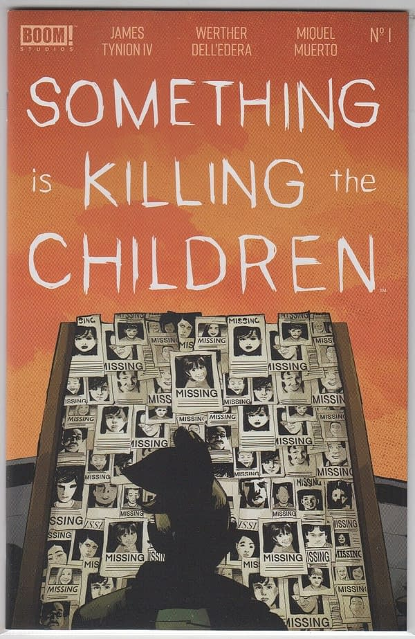Something Is Killing The Children #1 Gets a Sixth Printing as Every Issue Goes Back to Print