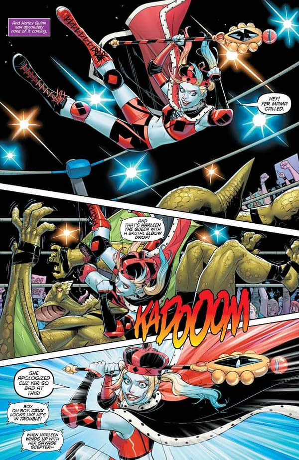 Harley Quinn #70 [Preview]