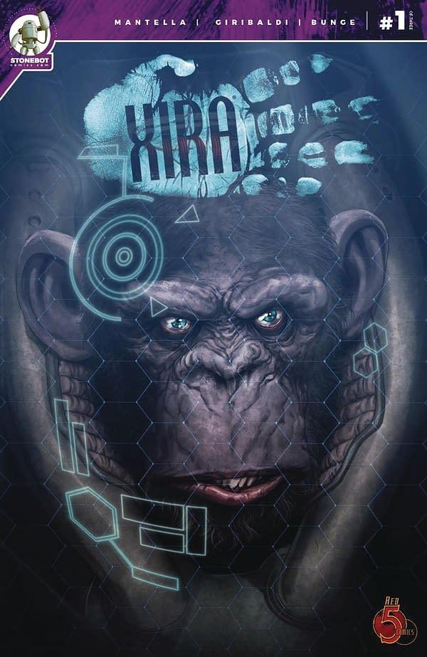 XIRA Red 5 Comics