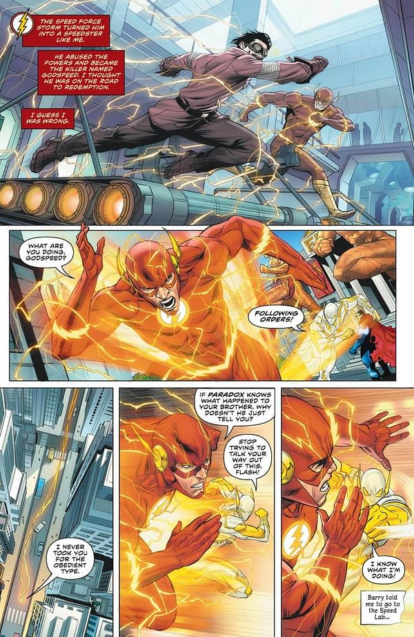 Flash #751 [Preview]