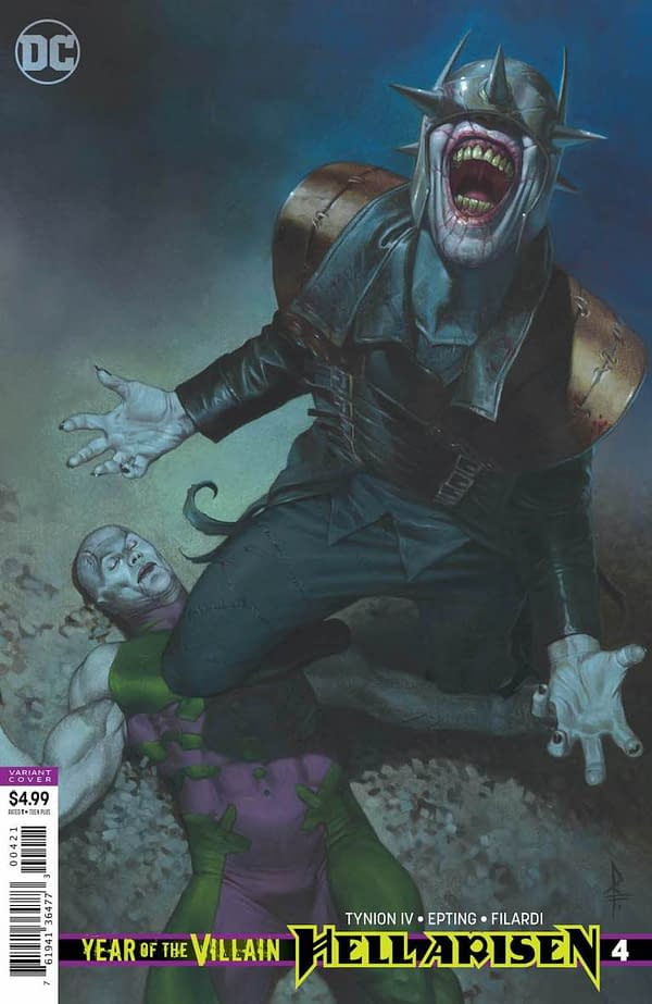 Lex Luthor Explains His Mid-Life Crisis in Year of the Villain: Hell Arisen #4 [Preview]