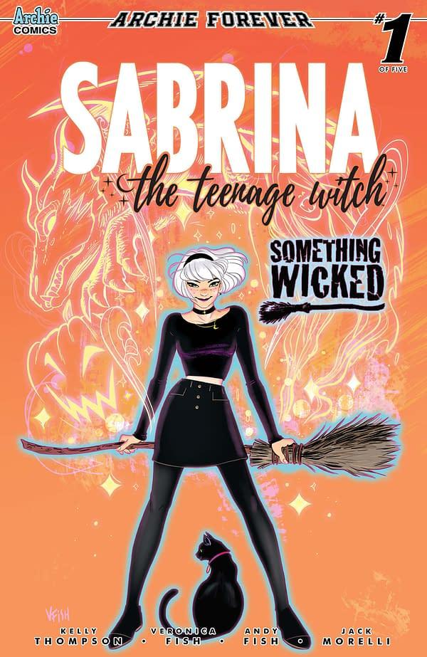 Sabrina: Something Wicked #1